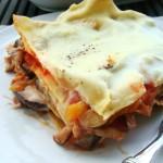 Lasagne alle verdure grigliate