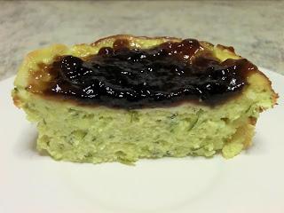 Mini cheesecake salati alla ricotta e zucchine con gelatina all'aceto balsamico Prunotto 1