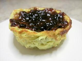 Mini cheesecake salati alla ricotta e zucchine con gelatina all'aceto balsamico Prunotto