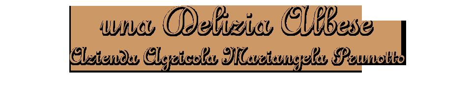 Azienda Agricola Prunotto Mariangela in Alba