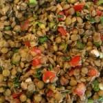 Lentils in 20 minutes!