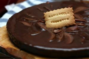 Torta cioccolato e pere prunotto 1
