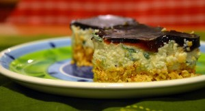 Mini cheesecake salati con gorgonzola e gelatina al balsamico Prunotto 1