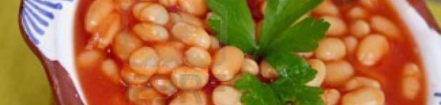 Fagioli Borlotti in salsa