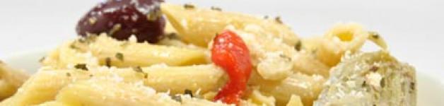 Pasta con Rana Pescatrice e Galinella